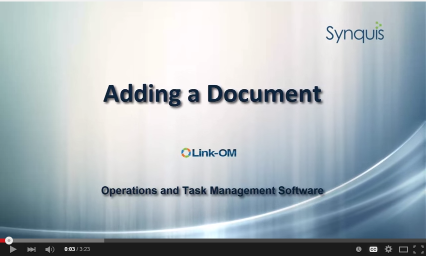 Adding a document on Link-OM