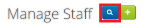 Search Staff Icon